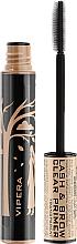 Voňavky, Parfémy, kozmetika Primer na mihalníce a obočie - Vipera Lash&Brow Gel Primer