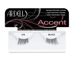 Voňavky, Parfémy, kozmetika Falošné riasy - Ardell Lash Accents Black 315