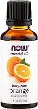 Voňavky, Parfémy, kozmetika Eterický olej pomranča - Now Foods Orange Essential Oils