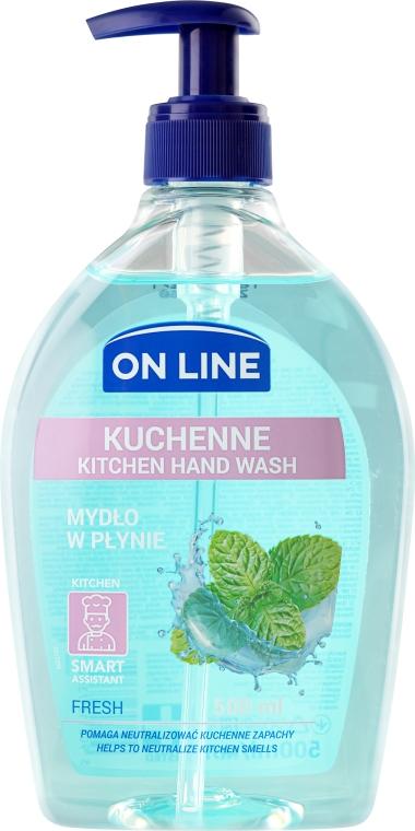 Kuchynské mydlo - On Line Kitchen Hand Wash Fresh Soap