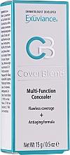 Voňavky, Parfémy, kozmetika Multifunkčný korektor na tvár - Exuviance Cover Blend Multi-Function Concealer