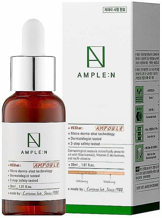 Ampulkový koncentrát Vitamínová bomba - Ample:N VC Shot Ampoule — Obrázky N3
