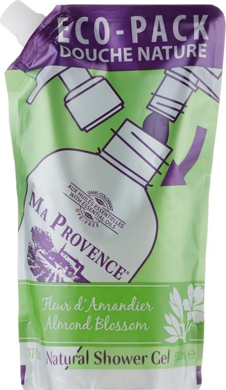 """Sprchový gél v ekonomickom balení """"Mandle"""" - Ma Provence Shower Gel Almond — Obrázky N1"""