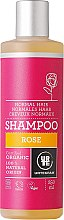 """Voňavky, Parfémy, kozmetika Šampón """"Ruža"""" pre normálne vlasy - Urtekram Rose Shampoo Normal Hair"""