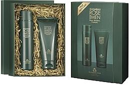 Voňavky, Parfémy, kozmetika Sada - Bulgarian Rose For Men (sh/gel/250ml + shave/gel/200ml)