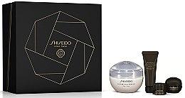 Voňavky, Parfémy, kozmetika Sada - Shiseido Future Solution LX Total Protective Cream Kit (cr/50ml+foam/15ml+night/cr/6ml+eye/lip/cr/2.5ml)