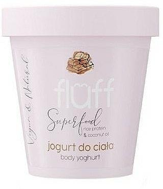"Jogurt na telo ""Čokoláda"" - Fluff Body Yogurt Chocolate — Obrázky N1"