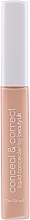 Voňavky, Parfémy, kozmetika Tekutý korektor na tvár - Beauty UK Conceal & Correct