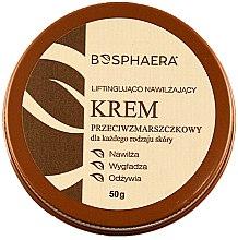 Voňavky, Parfémy, kozmetika Liftingový a hydratačný krém proti vráskam - Bosphaera