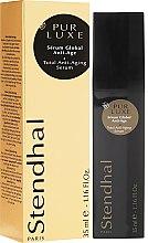 Voňavky, Parfémy, kozmetika Komplexné sérum proti starnutiu - Stendhal Pur Luxe Total Anti-Aging Serum