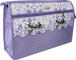 Voňavky, Parfémy, kozmetika Kozmetická taška 96105 fialová - Top Choice