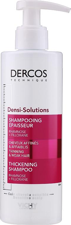 Šampón pre tenké vlasy - Vichy Dercos Densi-Solutions Shampoo