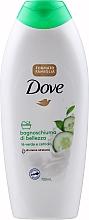 Voňavky, Parfémy, kozmetika Sprchový krém gél, dotyk sviežosti - Dove Fresh Touch Shower Gel