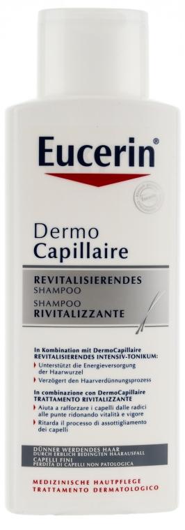 Šampón proti vypadávaniu vlasov - Eucerin DermoCapillaire Re-Vitalizing Shampoo — Obrázky N1