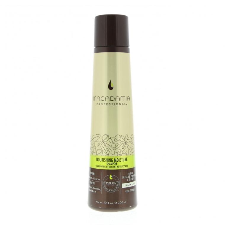 Hydratačný šampón na vlasy - Macadamia Professional Natural Oil Nourishing Moisture Shampoo — Obrázky N2