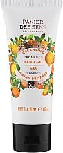 Voňavky, Parfémy, kozmetika Gél na dezinfekciu rúk Provensálsko - Panier des Sens Provence Cleansing Hand Gel