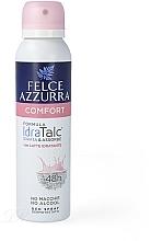 Voňavky, Parfémy, kozmetika Dezodoračný antiperspirant - Felce Azzurra Deo Deo Spray Comfort