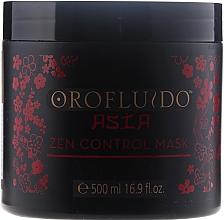 Voňavky, Parfémy, kozmetika Maska na zjemnenie vlasov - Orofluido Asia Zen Control Mask