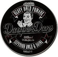 Voňavky, Parfémy, kozmetika Vosková pomáda na styling vlasov - Dapper Dan Heavy Hold Pomade