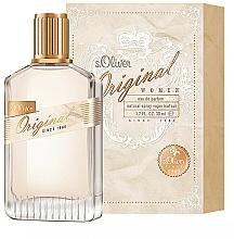 Voňavky, Parfémy, kozmetika S. Oliver Original Women - Parfumovaná voda
