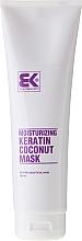 Voňavky, Parfémy, kozmetika Keratínová maska na poškodené vlasy - Brazil Keratin Coconut Mask