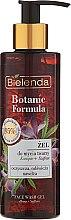 Voňavky, Parfémy, kozmetika Tvárový gél - Bielenda Botanic Formula Hemp Oil + Saffron Moisturizing Face Wash Gel