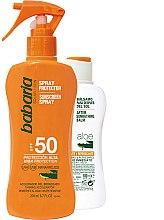 Voňavky, Parfémy, kozmetika Sada - Babaria Sun (b/spray/200ml + balm/100ml)