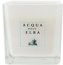 Voňavky, Parfémy, kozmetika Vonná sviečka v pohári - Acqua Dell Elba Giglio Delle Sabbie Scented Candle