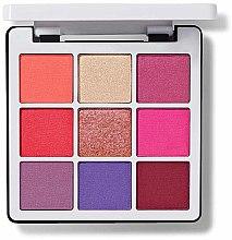Voňavky, Parfémy, kozmetika Mini-paleta tieňov - Anastasia Beverly Hills Mini Norvina Pro Pigment Palette Eyeshadow Vol. 1