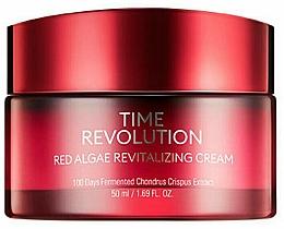 Voňavky, Parfémy, kozmetika Krém na tvár - Missha Time Revolution Red Algae Revitalizing Cream
