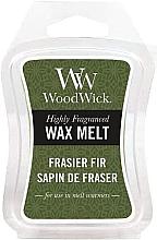 Voňavky, Parfémy, kozmetika Voňavý vosk - WoodWick Wax Melt Frasier Fir