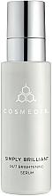 Voňavky, Parfémy, kozmetika Rozjasňujúce sérum s celodenným účinkom - Cosmedix Simply Brilliant 24/7 Brightening Serum