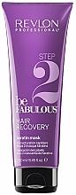 Voňavky, Parfémy, kozmetika Maska s keratínom, krok 2 - Revlon Professional Be Fabulous Hair Recovery Mask