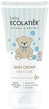 """Voňavky, Parfémy, kozmetika Detský krém """"Každodenná starostlivosť"""" - Ecolatier Baby Daily Care"""
