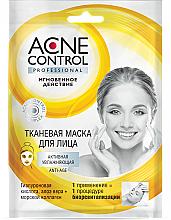 Voňavky, Parfémy, kozmetika Aktívne zvlhčujúca maska na tvár - Fito Kosmetik Acne Control Professional