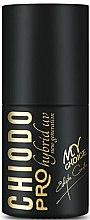 Voňavky, Parfémy, kozmetika Hybridný lak na nechty - Chiodo Pro Luxury French by Edyta Gorniak
