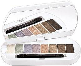 Voňavky, Parfémy, kozmetika Paleta očných tieňov - Bourjois Eyeshadow Palette Les Nudes