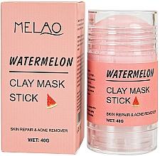 Voňavky, Parfémy, kozmetika Maska na tvár v tyčinke s melónom - Melao Watermelon Clay Mask Stick