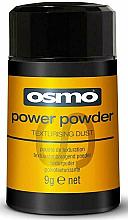 Voňavky, Parfémy, kozmetika Objemový púder na vlasy - Osmo Power Powder Texturising Dust