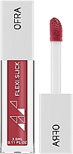 Voňavky, Parfémy, kozmetika Hybridný lesk na pery - Ofra Flexi Slick Hybrid Lipstick
