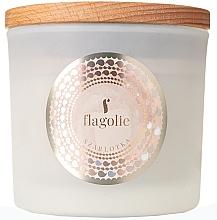 """Voňavky, Parfémy, kozmetika Vonná sviečka v pohári """"Jablkový koláč"""" - Flagolie Fragranced Candle Apple Pie"""