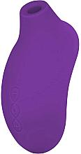 Voňavky, Parfémy, kozmetika Zvukový stimulátor klitorisu - Lelo Sona 2 Purple