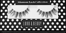 Voňavky, Parfémy, kozmetika Umelé mihalnice, EL 21 - Lord & Berry Glamour Lash Collection