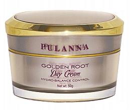Voňavky, Parfémy, kozmetika Regeneračný denný krém na tvár - Pulanna Golden Root Day Cream Hydro-Balance Control