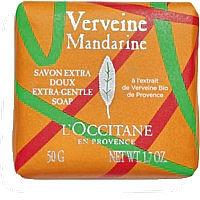 Voňavky, Parfémy, kozmetika L'Occitane Verveine Mandarine - Mydlo