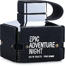 Voňavky, Parfémy, kozmetika Emper Epic Adventure Night - Toaletná voda
