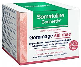 Voňavky, Parfémy, kozmetika Scrub s ružovou soľou - Somatoline Cosmetic Pink Salt Scrub