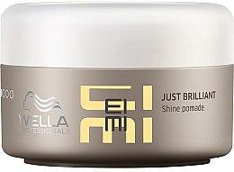 Voňavky, Parfémy, kozmetika Pomáda na lesk vlasov - Wella Professionals EIMI Just Brilliant Shine Pomade