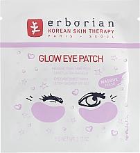 Voňavky, Parfémy, kozmetika Textilné náplasti pod oči - Erborian Glow Eye Patch