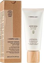 Voňavky, Parfémy, kozmetika Peeling na tvár a telo - Comfort Zone Sacred Nature Bio-Certified Gommage